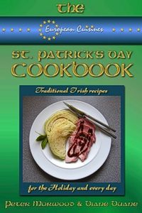 Cover of the EuropeanCuisines.com Saint Patrick's Day Cookbook