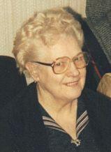 Peter's Mum (Mrs. Dorothy Smyth)