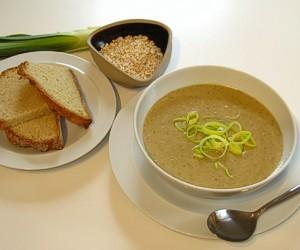 Brotchan Foltchep (Leek and Oatmeal Soup): March 4, 2008 | European ...
