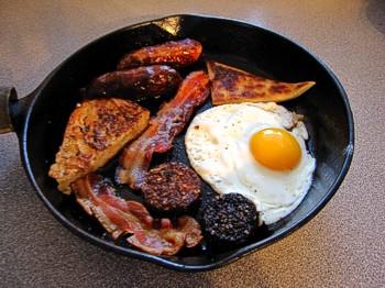 breakfast irish weekend fry up recipe yummly sunday morning fry up ...